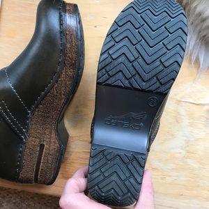 Dansko Clogs lightly worn size 36